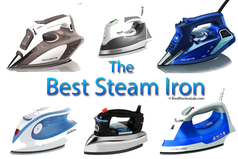 The Best Steam Iron For Clothes