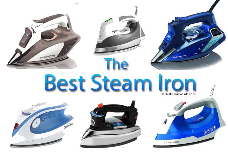 best steam iron reviews 2017. Black Bedroom Furniture Sets. Home Design Ideas
