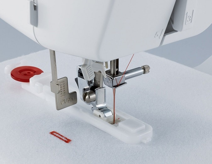 Brother XM2701 sewing machine needle