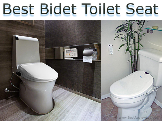 Best Bidet Toilet Seats 2019 Review Guide