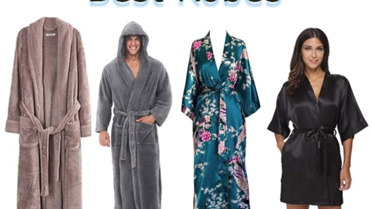 Best Robes For Men Women 2020 Highly Recommended For Comfort